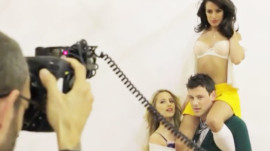 Inside GQ's 'Glee' Gone Wild Photoshoot
