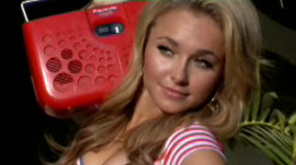 Hayden Panettiere tells GQ what she wants from a man