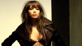 Behind the Scenes with Daisy Lowe - GQ