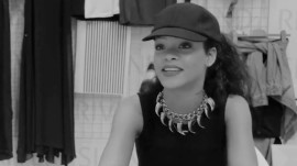 Rihanna for River Island: Watch Her Tell All in this New Behind-the-Scenes Video