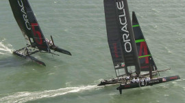 Americas Cup: Sir Russell Coutts Interview