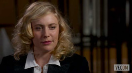 "Greta Gerwig on Writing and Starring in ""Frances Ha"""
