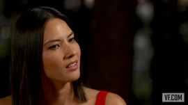 "Olivia Munn on ""The Newsroom"" and her Geek Fans"