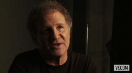 Albert Brooks Met Judd Apatow While He Was Cleaning Garry Shandling's Kitchen