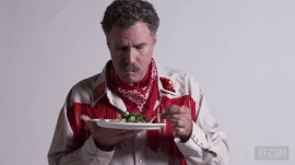 Will Ferrell Eats Lunch