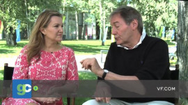 Aspen Ideas Festival: Charlie Rose on Barack Obama and Mitt Romney