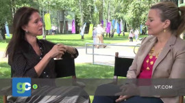 "Aspen Ideas Festival: Julie Taymor on the Power of Art, and Her Upcoming Project ""The Transposed Heads"""
