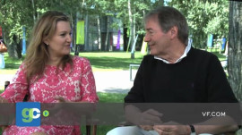 "Aspen Ideas Festival: Charlie Rose on His New ""Early Show"" Gig, Kimye, and the Art of Napping"
