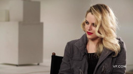Riley Keough on Acting with Kristen Stewart