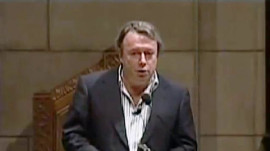 Christopher Hitchens Remembered by Vanity Fair