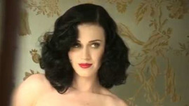 California Girl Katy Perry in Paris Couture, photographed by Annie Leibovitz