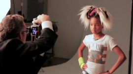 Behind the Scenes with Willow Smith