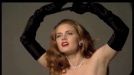 Behind the Scenes: Amy Adams on the November 2008 Cover