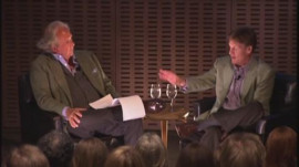 Michael Lewis, in conversation with Graydon Carter (2/8)