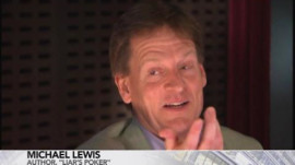 Michael Lewis, in conversation with Graydon Carter (4/8)