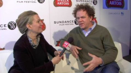 "John C. Reilly on ""Cyrus"""