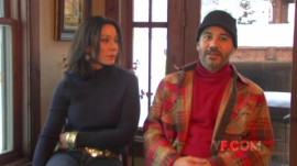 "John Ortiz and Daphne Rubin-Vega on ""Jack Goes Boating"""