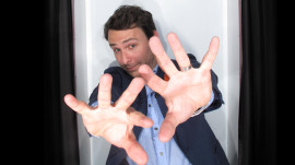 """It's Always Sunny in Philadelphia"" Star Charlie Day Talks About His Film ""Pacific Rim"""