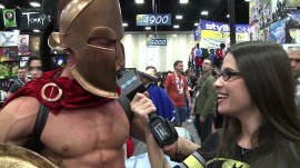 San Diego Comic Con 2013:  Day 1 Recap