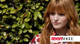 Bella Thorne's Teen Vogue Photo Shoot