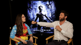 Hugh Jackman Unleashed at Comic Con