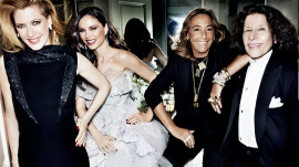 Mario Testino Hosts Vanity Fair's International Best-Dressed List Soirée