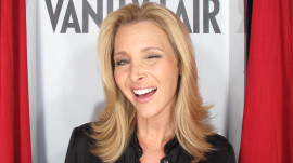"Lisa Kudrow Talks About Her Showtime Hit, ""Web Therapy"""