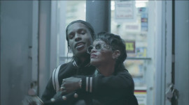 A$AP Rocky + Rihanna: Fashion Killa Video