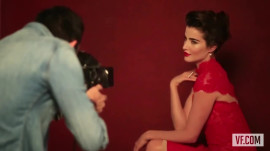 Cobie Smulders Poses for the Vanities Opener