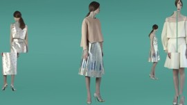 Vika Gazinskaya: Spring 2014 Video Fashion Week