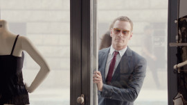 GQ Exclusive: Michael Fassbender's Viral Extra for The Counselor
