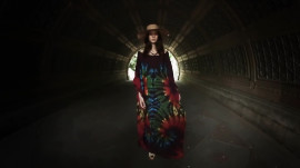 Lindsey Thornburg: Spring 2014 Video Fashion Week