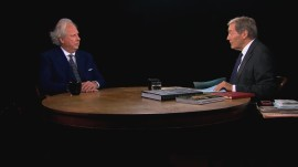 Graydon Carter Discusses Vanity Fair's 100th Anniversary with Charlie Rose