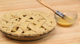 How to Make a Lattice-Top Pie Crust