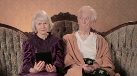 What If Your Grandparents Read Your Texts from Your Bestie?