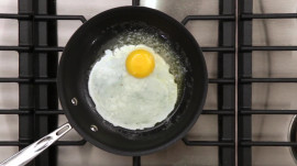 How to Fry an Egg Over Easy