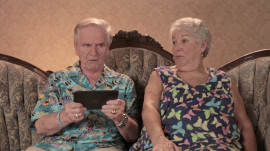What if Your Grandparents Read Those Texts from That Guy You Should Have Deleted From Your Contacts Months Ago?
