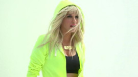 Ke$ha's SELF Cover Shoot