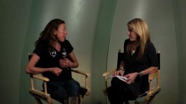 Triathlete Chrissie Wellington Talks About a Life Without Limits