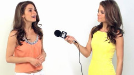 Maria Menounos Interviews Her Favorite Star