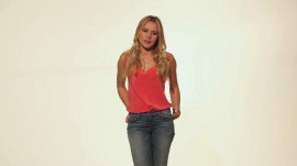 Kristen Bell's SELF Cover Shoot