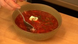 How to Make Russian Borscht