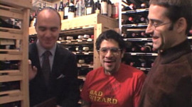 Shea Gallante's Cru: Wine Cellar Tour