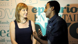 Epicurious Entertains NYC 2010: Marcus Samuelsson