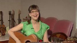 Lisa Loeb at Home