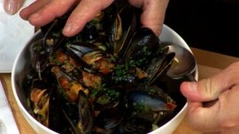 How to Make Belgian Moules Marinieres, Part 2