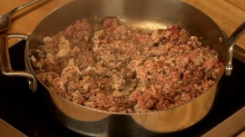 How to Make Italian Pasta Bolognese, Part 1