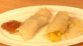 How to Make Indian Masala Dosas, Part 2