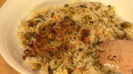 How to Make Iranian Polow, or Persian Rice