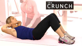 How to Do a Crunch: Ab-Flattening Workout Advice from Celebrity Personal Trainer Ramona Braganza